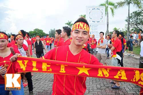 TRỰC TIẾP Malaysia - Việt Nam: Ngược dòng ấn tượng (KT) - 22