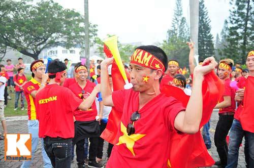TRỰC TIẾP Malaysia - Việt Nam: Ngược dòng ấn tượng (KT) - 24
