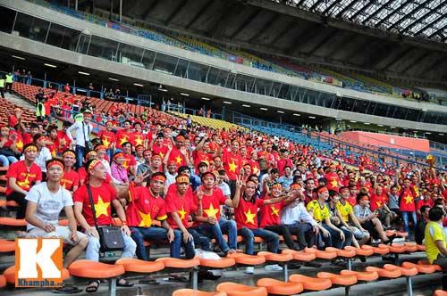 TRỰC TIẾP Malaysia - Việt Nam: Ngược dòng ấn tượng (KT) - 25