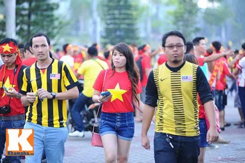TRỰC TIẾP Malaysia - Việt Nam: Ngược dòng ấn tượng (KT) - 27