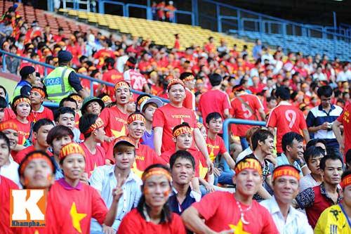 TRỰC TIẾP Malaysia - Việt Nam: Ngược dòng ấn tượng (KT) - 26