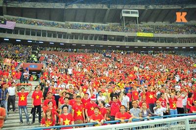 TRỰC TIẾP Malaysia - Việt Nam: Ngược dòng ấn tượng (KT) - 14