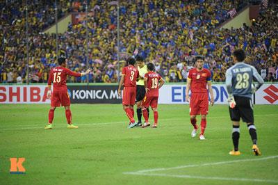 TRỰC TIẾP Malaysia - Việt Nam: Ngược dòng ấn tượng (KT) - 8