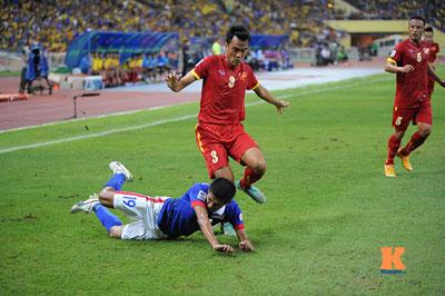 TRỰC TIẾP Malaysia - Việt Nam: Ngược dòng ấn tượng (KT) - 10