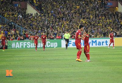 TRỰC TIẾP Malaysia - Việt Nam: Ngược dòng ấn tượng (KT) - 12