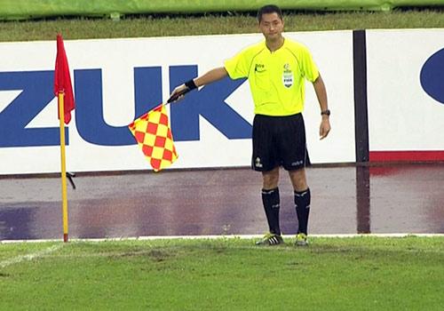 Dấu hỏi về trọng tài Trung Quốc ở trận Malaysia-Việt Nam - 2
