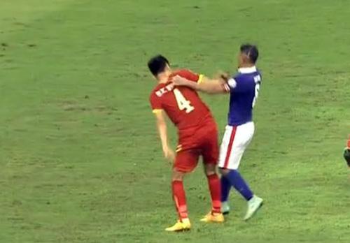 Dấu hỏi về trọng tài Trung Quốc ở trận Malaysia-Việt Nam - 1