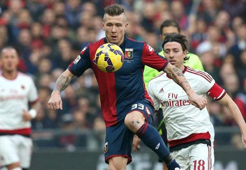 Genoa - Milan: Dính đòn hồi mã thương - 1