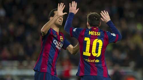 """Barca - Espanyol: """"Người khổng lồ"""" nổi giận - 1"""