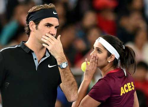 Federer rực sáng ở giải tennis Ngoại hạng - 1