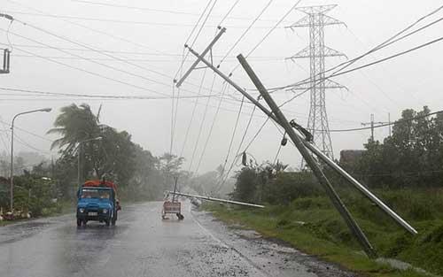Bão Hagupit tàn phá Philippines, 2 người thiệt mạng - 10