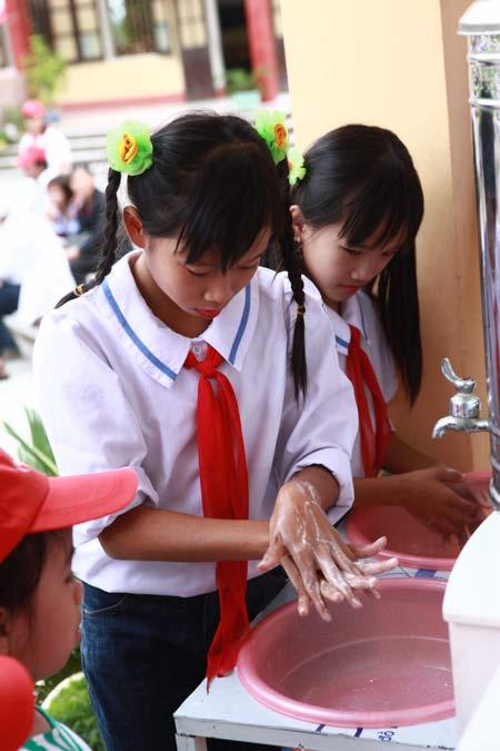 Phòng bệnh hiệu quả nhờ rửa tay với xà phòng - 1