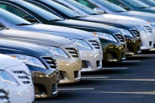 Ô tô nhập khẩu nguyên chiếc vọt tăng gấp đôi 1