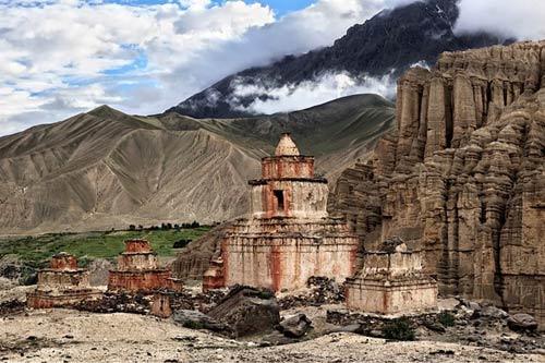 """""""Vương quốc bị lãng quên"""" ẩn khuất trong dãy Himalaya - 10"""