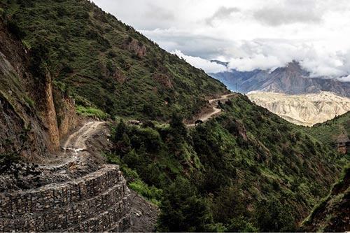"""""""Vương quốc bị lãng quên"""" ẩn khuất trong dãy Himalaya - 5"""