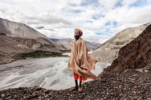 """""""Vương quốc bị lãng quên"""" ẩn khuất trong dãy Himalaya - 2"""