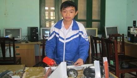 Cậu bé vàng của sáng tạo trẻ châu Á - 1