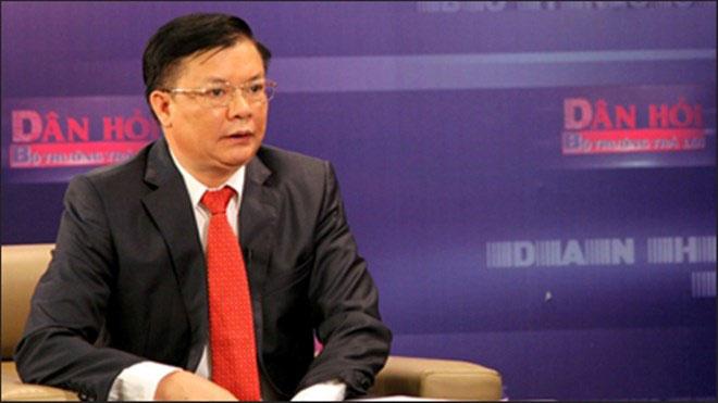 Bộ trưởng Bộ Tài chính mừng vì lạm phát thấp - 1