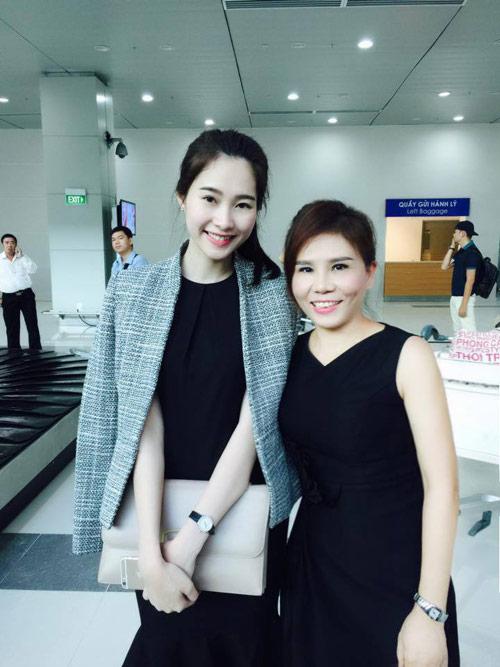 Doanh nhân Phan Thị Mai nổi bật bên dàn Hoa hậu, Á hậu - 4