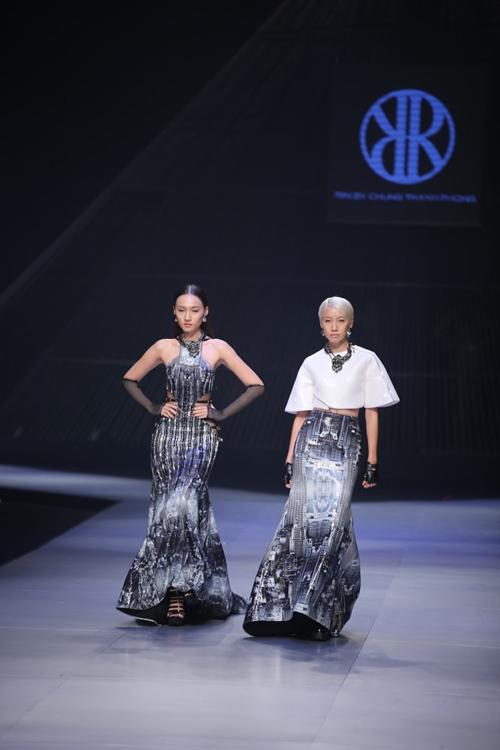 Những con số ấn tượng của Tuần lễ thời trang Việt - 8