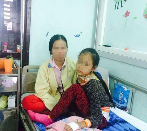 Trẻ bị hôn mê, suy thận do biến chứng của tiểu đường - 1