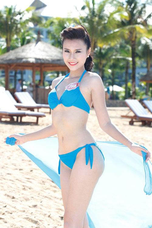 Thiếu nữ Hà Thành có làn da đẹp nhất HHVN 2014 - 1