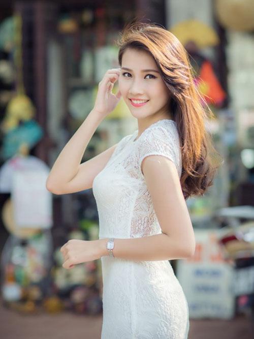 Thiếu nữ Hà Thành có làn da đẹp nhất HHVN 2014 - 5