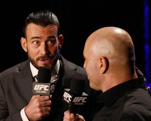 Đô vật kì cựu tìm kiếm thử thách tại sàn đấu UFC - 1