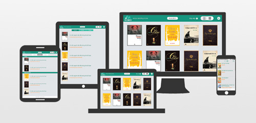 Đọc Ebook hay giá rẻ với KOMO - 1