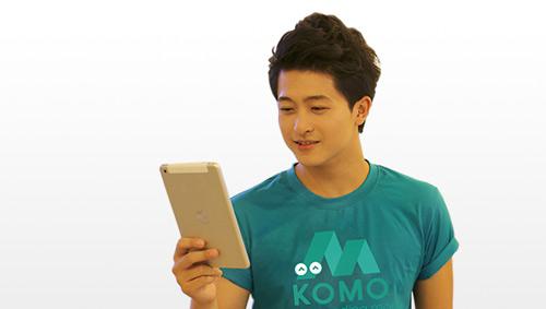 Đọc Ebook hay giá rẻ với KOMO - 5