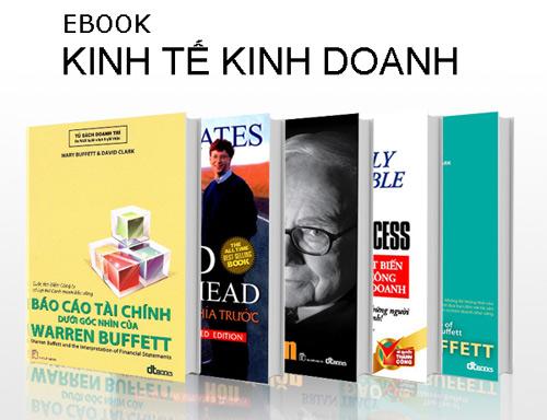Đọc Ebook hay giá rẻ với KOMO - 6