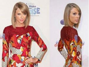 Taylor Swift lộng lẫy tại Jingle Bell Ball 2014