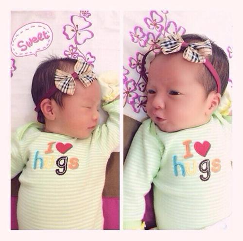 Hot girl Mai Thỏ đã sinh con gái đầu lòng - 6