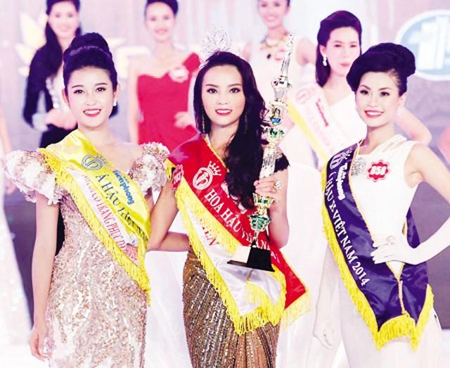Tân hoa hậu Nguyễn Cao Kỳ Duyên qua lời kể của mẹ - 2