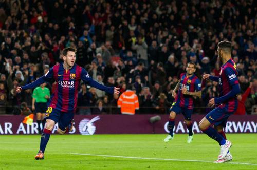 Tiêu điểm Liga V14: Ronaldo gọi, Messi trả lời - 2