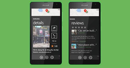 Cốc Cốc ra mắt ứng dụng địa điểm trên Windows Phone - 4