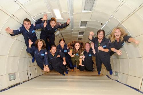 Thử cảm giác lạ với du lịch không gian - 2