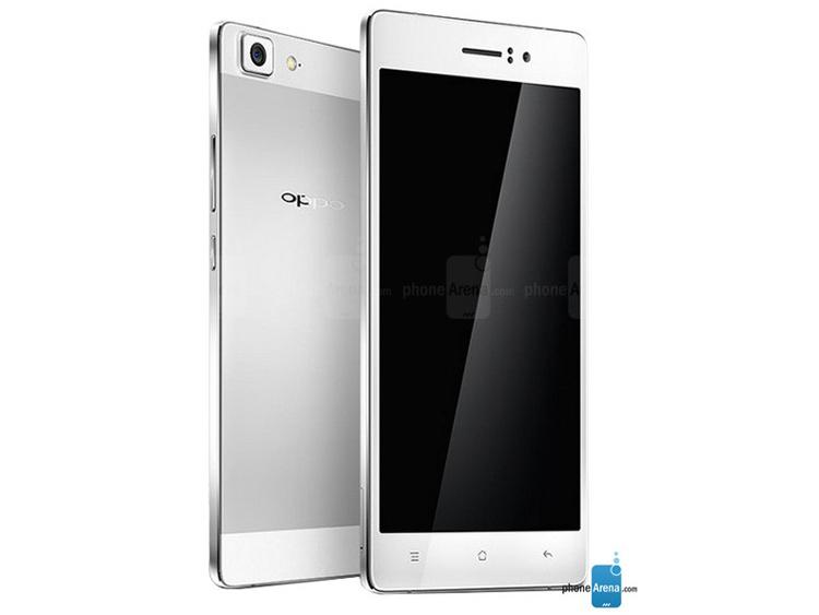 1. Oppo R5  Oppo R5 là chiếc smartphone từng đạt danh hiệu mỏng nhất thế giới với kích thước mỏng 4,85mm,  Không chỉ sở hữu kích thước siêu mỏng, Oppo R5 còn được trang bị bộ xử lý 8 nhân Snapdragon 615 mạnh mẽ. Ngoài ra, máy còn sở hữu bộ nhớ RAM 2GB, bộ nhớ trong 16GB, camera trước 5MP và camera chính 13MP. Sản phẩm có màn hình 5,2 inch.