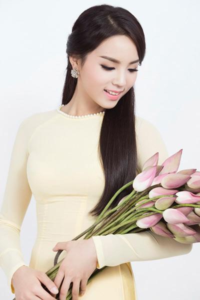 Nguyễn Cao Kỳ Duyên - Vẹn toàn tri thức và nhan sắc