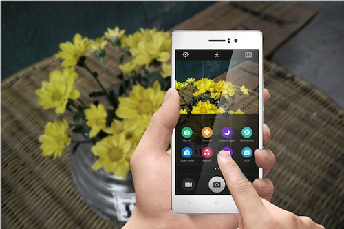 Công bố giá smartphone siêu mỏng R5 - 1