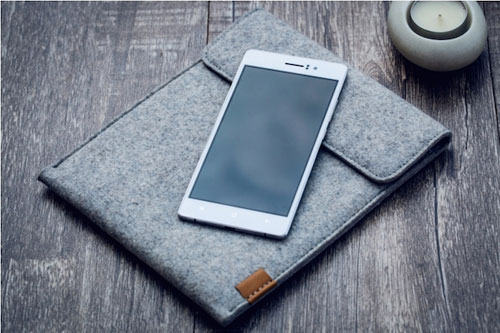 Công bố giá smartphone siêu mỏng R5 - 2