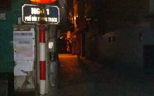 Hà Nội: Nổ súng trong đêm, 4 người bị thương - 1