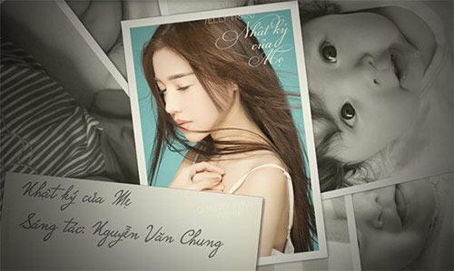Elly Trần cover ''Nhật ký của mẹ'' đầy cảm xúc