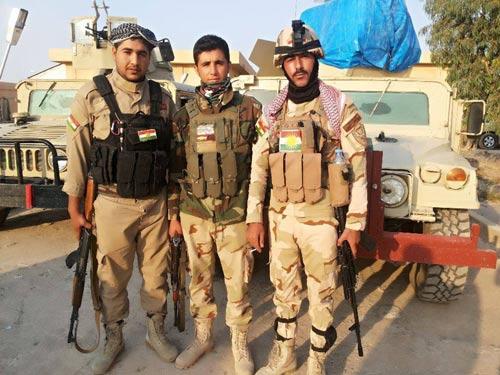 Cuộc chiến chống IS khốc liệt ở Kobani qua lời kể chiến binh