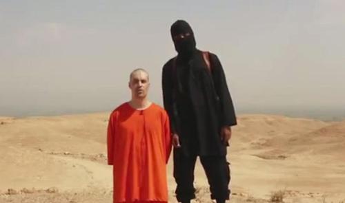 """IS """"rao bán"""" thi thể nhà báo bị chặt đầu giá 1 triệu USD"""