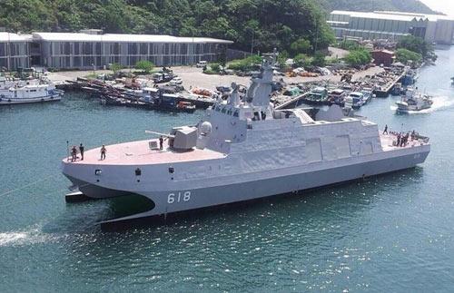 """Video: Đài Loan khoe """"sát thủ tàu sân bay"""" trên Biển Đông"""