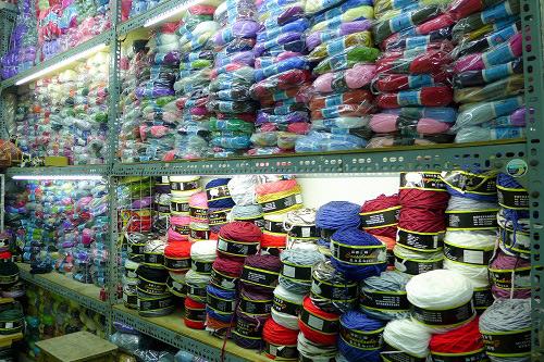 Tín đồ Việt chuộng thuê đan len theo mẫu - 1