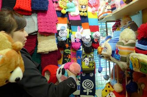 Tín đồ Việt chuộng thuê đan len theo mẫu - 3