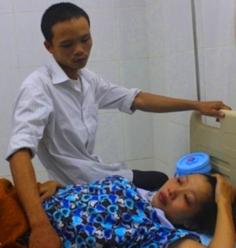 Thai nhỉ tử vong ở Nghệ An: Do thoát vị cơ hoành sơ sinh