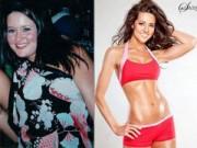 Những cô nàng nóng bỏng bất ngờ sau khi giảm béo